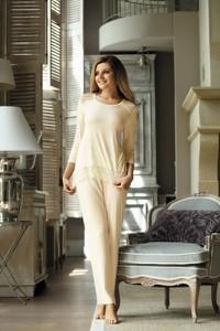 42fe6b5e0ae3c0 dobranocka piżamy damskie - stylowo i modnie z Allani