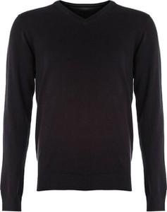 Brązowy sweter Multu w stylu casual