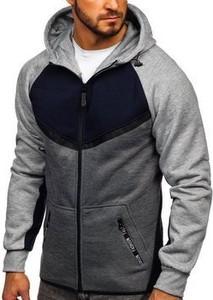 Bluza Denley w stylu casual z bawełny