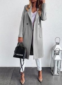 Płaszcz Sandbella w stylu casual