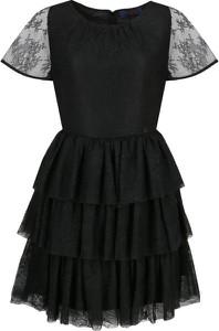 Sukienka Trussardi Jeans mini z krótkim rękawem