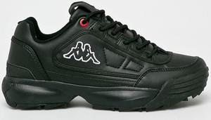 Sneakersy Kappa na platformie