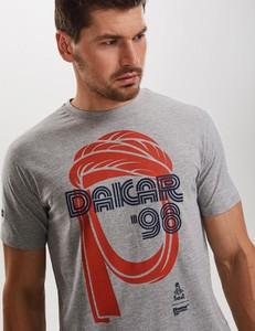 T-shirt DiverseExtreme z nadrukiem z bawełny