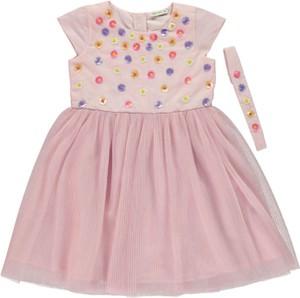 57340def7e sukienki dziewczęce wójcik. - stylowo i modnie z Allani