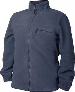 Niebieska bluza Brugi z dzianiny