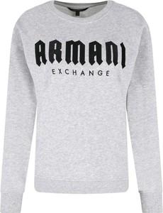 Bluza Armani Jeans w młodzieżowym stylu krótka