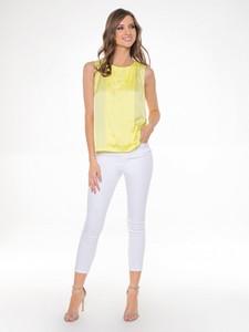 Żółta bluzka POTIS & VERSO