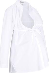 Bluzka bawełniana dla ciężarnych i karmiących | bonprix