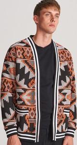 Bluza Reserved z żakardu