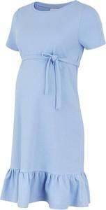 """Mama Licious Sukienka ciążowa """"Bex"""" w kolorze błękitnym"""