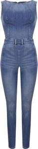 Kombinezon Guess Jeans z długimi nogawkami w stylu casual