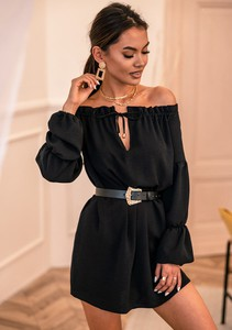 Sukienka Latika z długim rękawem