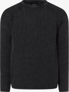 Czarny sweter Aygill`s w stylu casual