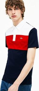 T-shirt Lacoste z bawełny
