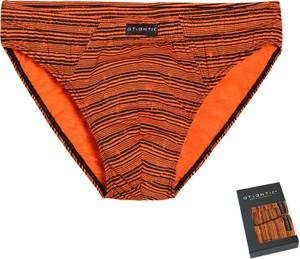 Pomarańczowe majtki Atlantic