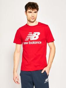 T-shirt New Balance z krótkim rękawem z nadrukiem