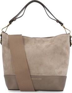 0d0498c2b9430 duże torebki skórzane - stylowo i modnie z Allani