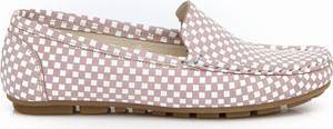 Półbuty Zapato w stylu casual z płaską podeszwą