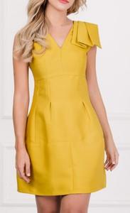 Sukienka Justmelove mini ołówkowa z krótkim rękawem
