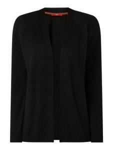 Czarny sweter S.Oliver Red Label z wełny