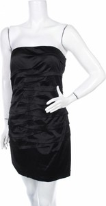 Czarna sukienka Love Tease bez rękawów mini
