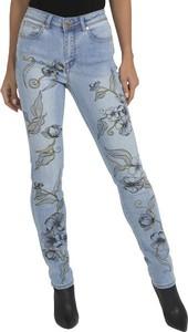 Jeansy Joseph Ribkoff z jeansu w street stylu