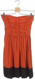 Sukienka Stradivarius bez rękawów mini