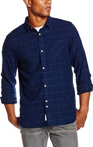 Niebieska koszula Bellfield w stylu casual