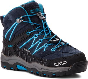 Buty dziecięce zimowe CMP ze skóry