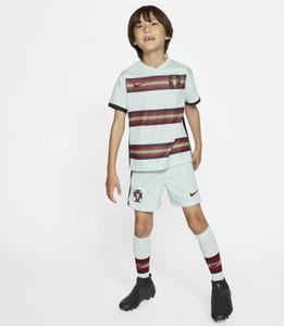 Komplet dziecięcy Nike w paseczki