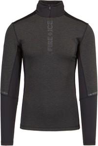 Czarny sweter Bogner w stylu casual