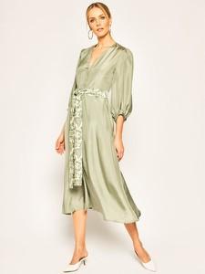 Sukienka Marella z długim rękawem maxi