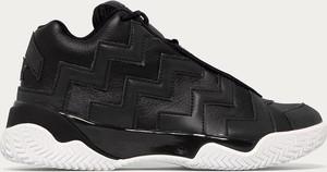 Buty sportowe Converse w sportowym stylu ze skóry sznurowane