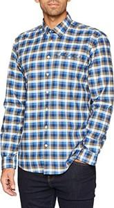 Błękitna koszula camel active