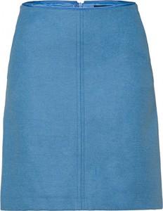Niebieska spódnica More & More
