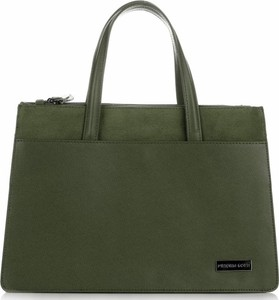 Zielona torebka VITTORIA GOTTI duża do ręki