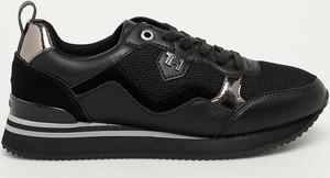 Czarne buty sportowe Tommy Hilfiger