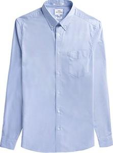 Błękitna koszula ben sherman