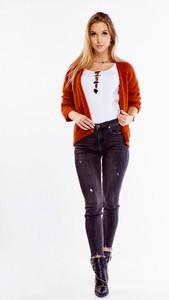 Sweter Laki w stylu casual