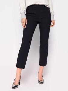 Granatowe spodnie Weekend Max Mara
