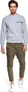 Bluza Top Secret w stylu casual z tkaniny