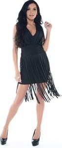 Czarna sukienka Kelly Couronne w stylu boho