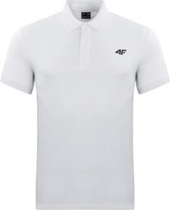 T-shirt darcet w stylu casual z krótkim rękawem