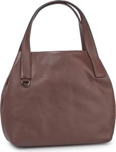 Brązowe torebki i torby Coccinelle, kolekcja wiosna 2020