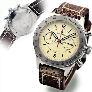 Steinhart Timepieces MARINE CHRONOGRAPH - BEŻOWA