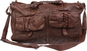 Brązowa torba podróżna The Jack Leathers
