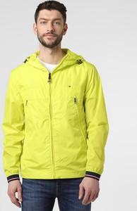 Żółta kurtka Tommy Hilfiger
