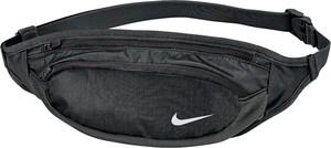 Czarna saszetka Nike Accessories ze skóry