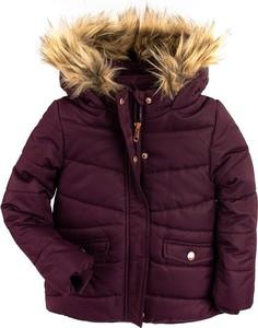 Czerwona kurtka dziecięca Cool Club dla dziewczynek
