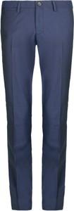 Spodnie Guess z tkaniny w stylu casual